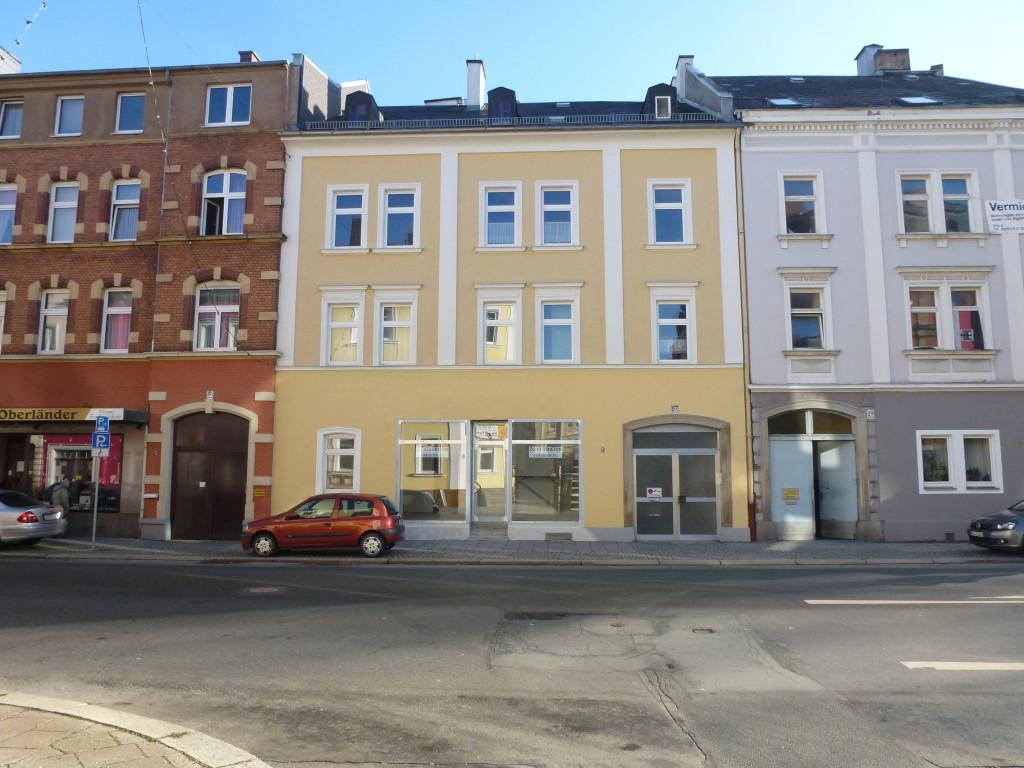 Laden Hof Innenstadt