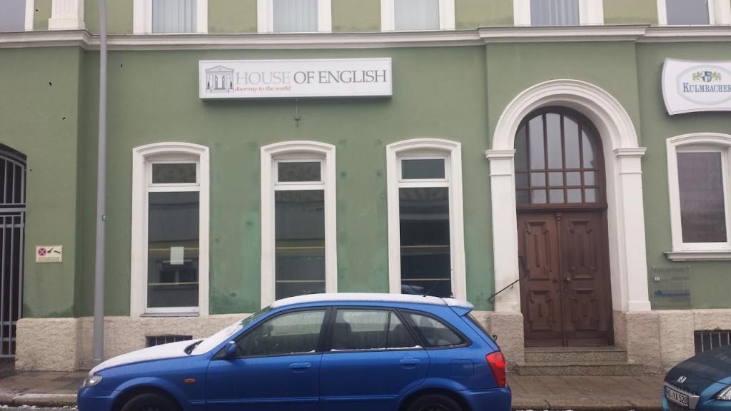 Laden mit drei Fenstern in der Schillerstrasse