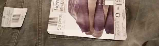 BIO-Jeans - schnell zugreifen