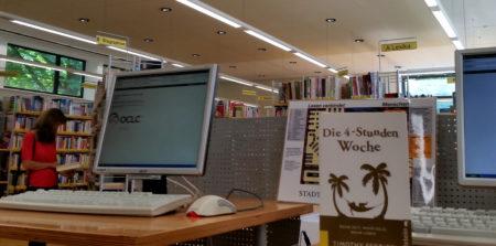 Neu in der Bücherei Hof
