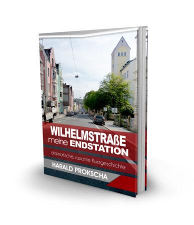 Kurzgeschichte spielt in der hofer Wilhelmstraße